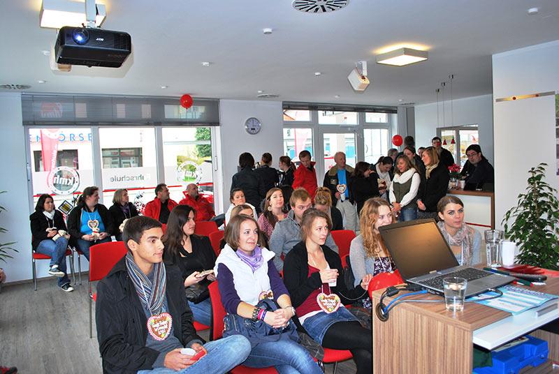Eröffnungsfeier in Wolfratshausen