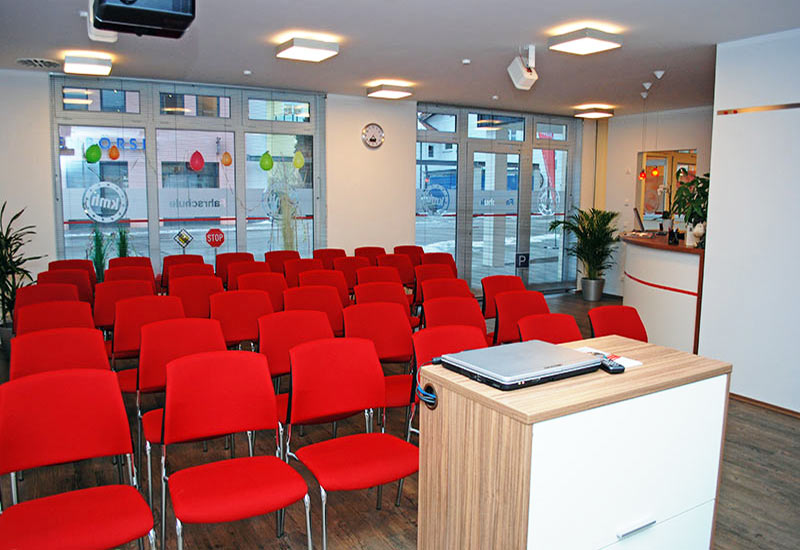 Schulungsraum in Wolfratshausen