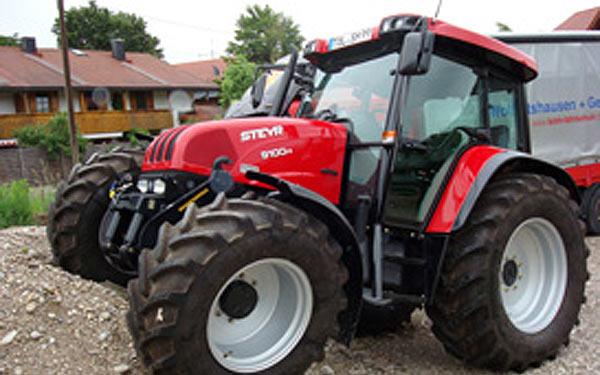 Steyr 9100