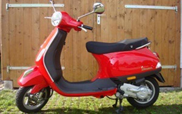 Vespa Roller 50ccm